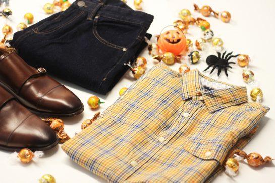 Camisa de cuadros, Calzado hombre. Precio original: 69,00 € Vaquero hombre. Precio Original: 9,99 € - Fifty Outlets