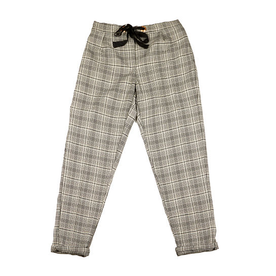 Pantalones de cuadros de Fifty Outlet