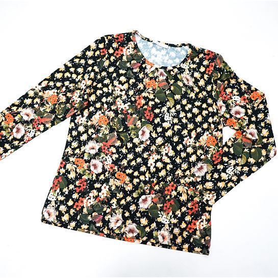 Camiseta estampado florar de Pop Up Experience