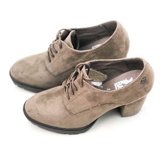 Zapatos con tacón de XTI