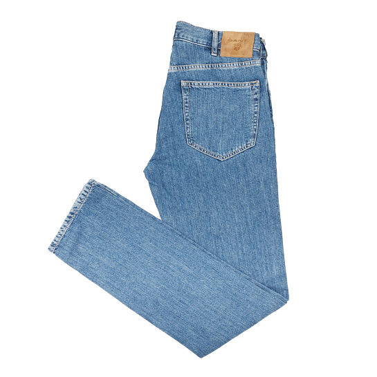 Jeans azules de Gant