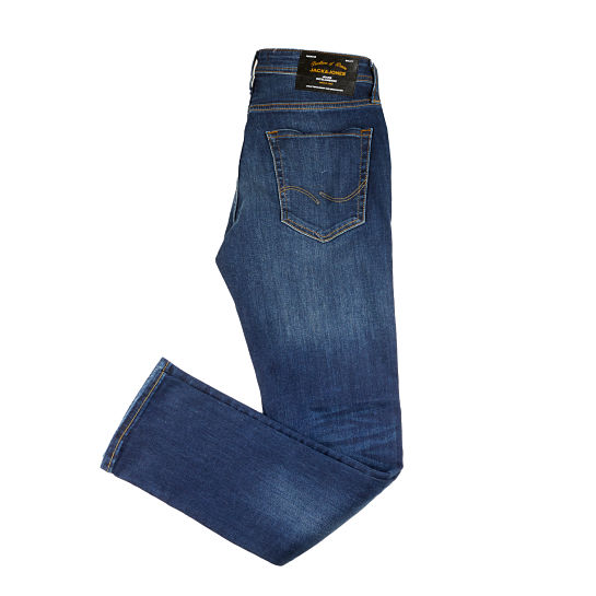 Jeans azul oscuro de Jack and Jones