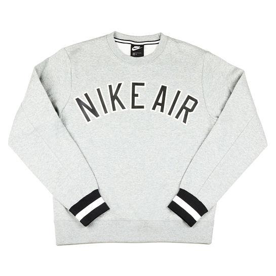 Sudadera gris de Nike