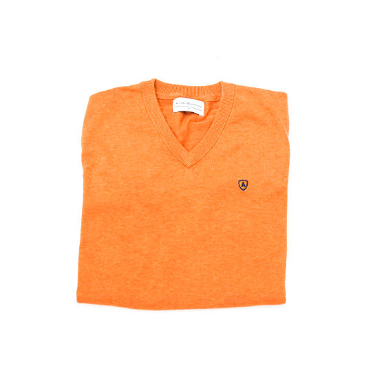 Jerséis naranja de Alvaro Moreno