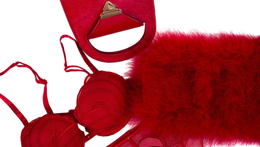 Vestir prendas rojas en Fin de Año