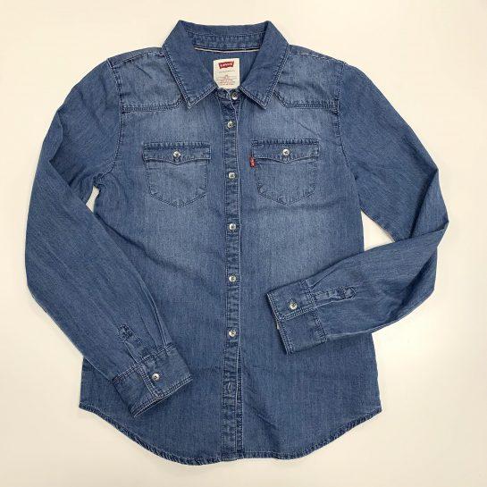 Camisa Vaquera Levi's. precio original: 55€ Precio Outelt: 40€