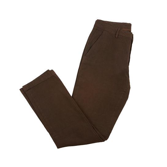 Pantalones marrones de Adolfo Domínguez