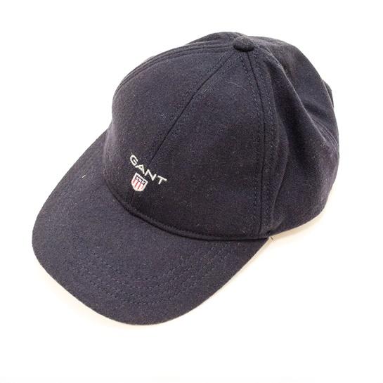 Gorra azul marino Gant Precio original 39,00€ Precio outlet 27,30 € Descuentos adicionales 19,50 €