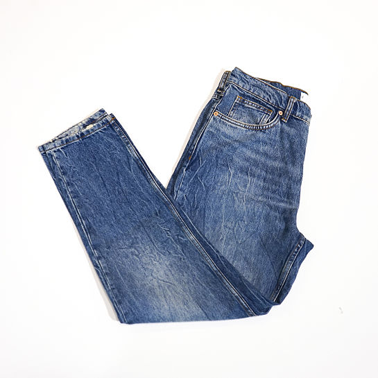 Jeans Mom Fit de Mango
