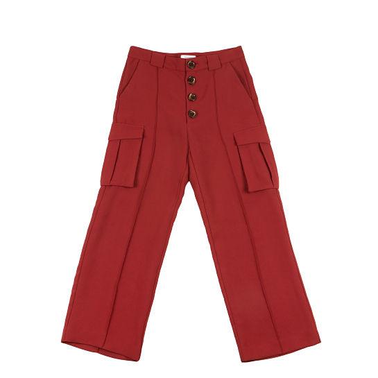 Pantalón rojo de Sita Murt